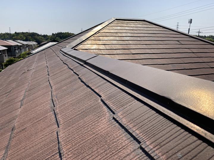 屋根全体の状態