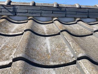 経年劣化による屋根の状態