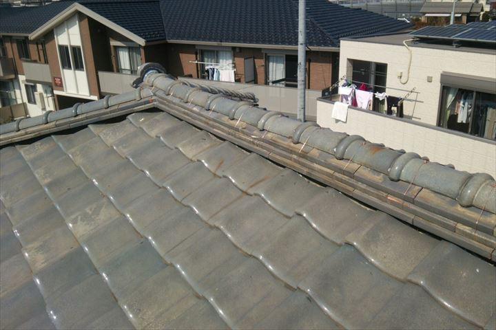 船橋市習志野台にて棟取り直し工事完了