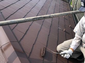 屋根 塗装によるメンテナンス