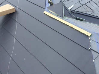 葺き替え屋根材