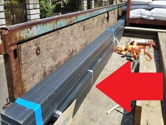 棟取り直し工事にてエコランバーを使用