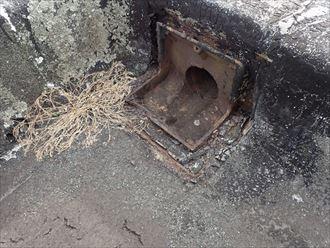 鴨川市 ビルの漏水調査②001_R