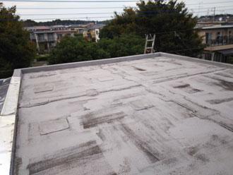 屋上 防水工事 点検