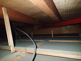 木更津市 雨漏り調査 室内