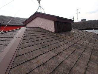 M様 葛飾区 屋根点検 屋根葺き替え 雨樋交換
