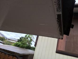 市原市 玄関庇の部分補修002_R