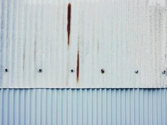 金属の波板