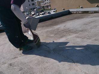 木更津市 雨漏りの部分補修007_R