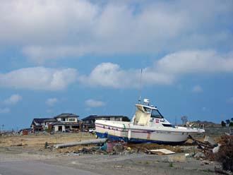 東日本大震災では揺れよりも津波の被害が甚大だった