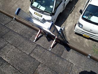屋根の調査 君津市