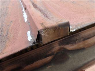 千葉市 倉庫屋根の雨漏り調査004_R
