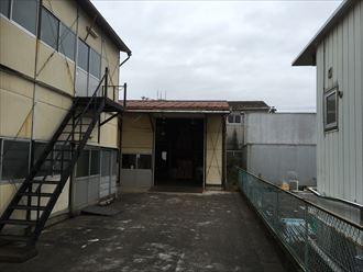 千葉市 倉庫屋根の雨漏り調査010_R
