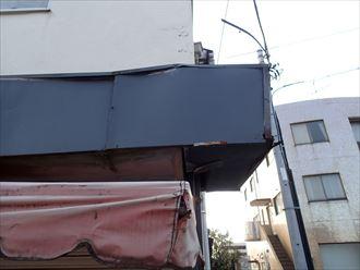 木更津市 シャッターボックスの補修工事001_R