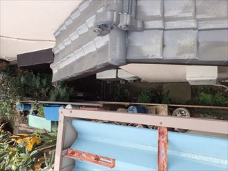 千葉市 折板屋根の塗装調査003_R
