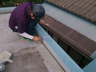 木更津市 雨漏りの部分補修017_R