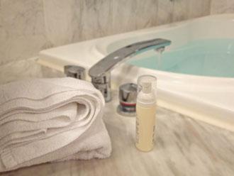 お風呂はインフルエンザ対策にも有効