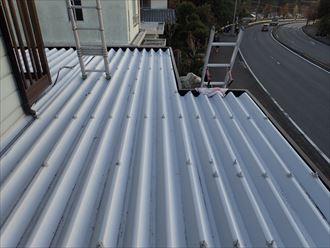木更津市 折板屋根のメンテナンス004_R