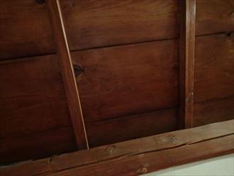 袖ヶ浦市の古民家再生住宅で雨漏り調査に伺いました