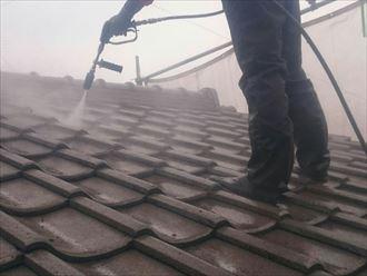 市原市 屋根の洗浄005_R