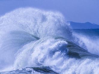 台風による波浪