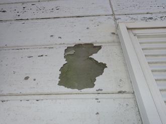外壁の損傷