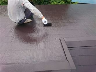 木更津市 屋根塗装 コロニアル016_R