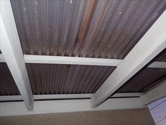 屋根,撤去