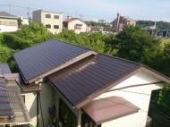 屋根塗装 アフター