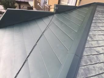 部分的な屋根カバー工法