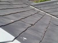 屋根のめくれ パミール 屋根点検