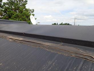佐倉市 雨漏り調査と屋根の状況010_R