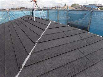 ディートレーディングのディプロマットで屋根葺き替え工事
