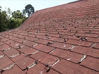 君津市 ログハウスの屋根工事007_R