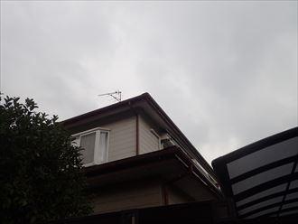 市原市のO様邸、破風と屋根調査で見つかった危険な屋根修理