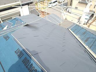 千葉市中央区 屋根カバー工事002_R