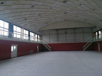 市原市 工場内体育館の漏水調査001_R