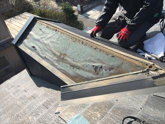 木更津市でドーマー(鳩小屋)の葺き替え工事が完了しました