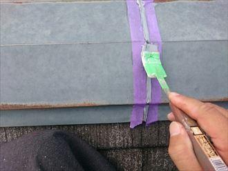 木更津市 屋根塗装 コロニアル007_R