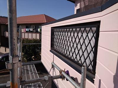 船橋市|サイディング張替と笠木交換工事で雨漏り解消!