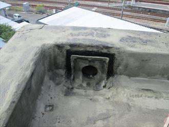 鴨川市 防水 改修ドレン002_R