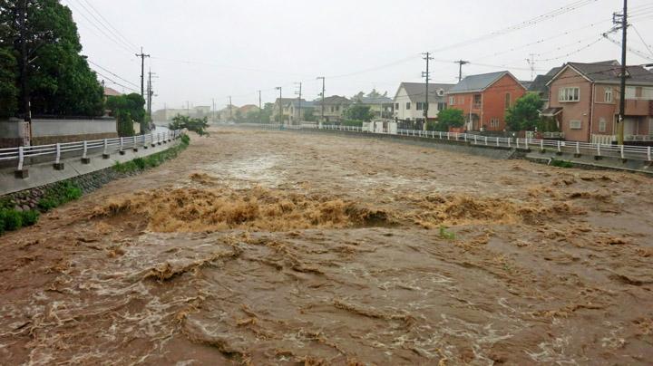 台風18号に秋雨前線、週末にご注意を