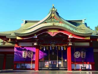 緑青屋根の神社・仏閣