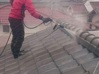 市原市 屋根の洗浄004_R