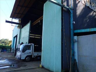 柏市 工場の屋根部分カバー002_R