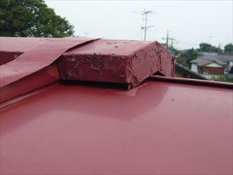 君津市 金属屋根の雨漏り調査007_R