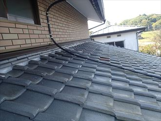 千葉市花見川区で屋根修理の見積もり依頼を頂きました