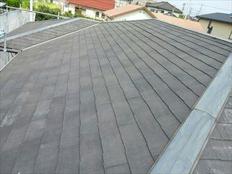 富津市 屋根塗装の下処理003_R