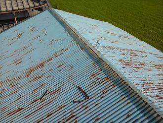 君津市 屋根葺き替え工事 GL波板006_R