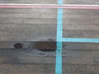 市原市 工場内体育館の漏水調査023_R